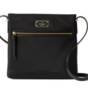 New KATE SPADE Wilson Road Nylon Crossbody Bag